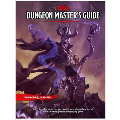 AU59.35 • Buy Dungeons & Dragons Masters Guide 5th Edition