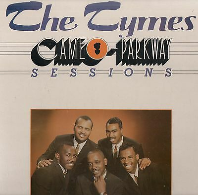 £19.99 • Buy The Tymes - 'Cameo Parkway Sessions' UK London LP. Ex!