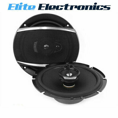 "AU92.85 • Buy Pioneer TS-A1670F 320W 6.5"" 3-Way Coaxial Car Audio Speakers"