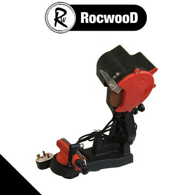 £32.99 • Buy Chain Sharpener Electric Bench Chainsaw Blade Saw Grinder
