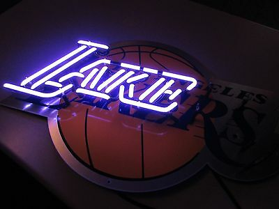 $ CDN92.47 • Buy Bud Light Lakers NBA  Lake  Glass Tubing Beer Neon Sign Replacement Part Section