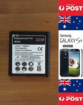 AU14 • Buy Replacement Battery Samsung Galaxy S4 I9500 Good Quality -  Local Seller