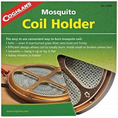 Coghlans  Mosquito Midge Insect Repellant Coil Holder • 8.99£