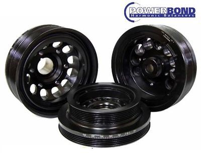 AU573.29 • Buy POWERBOND HARMONIC BALANCER For Lancer Pajero For Proton IO Satria CC CE CG 4G93