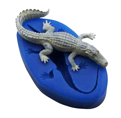 Alligator 3 - A277 FIRST IMPRESSIONS MOLDS - Silicone Moulds • 33.27£