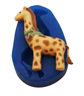 Baby Giraffe - B204 FIRST IMPRESSIONS MOLDS - Silicone Moulds • 7.62£