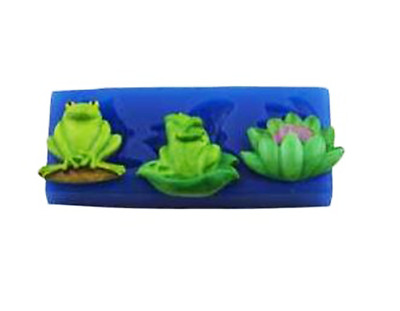 Frog Set - A250 FIRST IMPRESSIONS MOLDS - Silicone Moulds • 11.09£