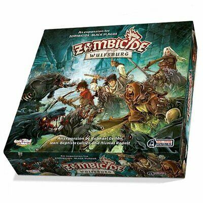 AU94.32 • Buy Zombicide Wulfsburg Board Game