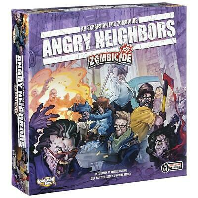 AU88.84 • Buy Zombicide: Angry Neighbors Board Game