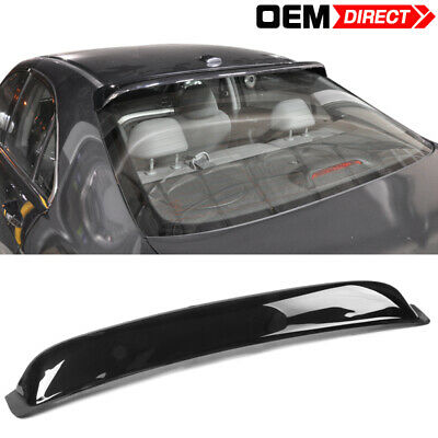 $45.87 • Buy Fit For 04-08 Acura Tsx Sedan Acrylic Rear Roof Window Visor
