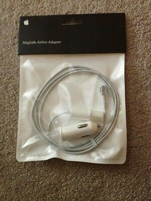 $19.99 • Buy Brand New Genuine Apple MagSafe Airline Adapter: MB441Z/A