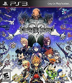 $8.70 • Buy Kingdom Hearts HD 2.5 ReMIX For PlayStation 3 PLAYSTATION 3 (PS3) Role Playing