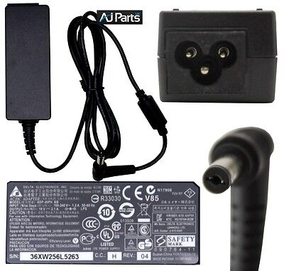 New Genuine APD Adaptor ACER ADP-40 TH AA Laptop 19v 2.1a Power Supply 40W • 172.99£