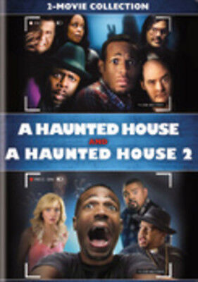 £9.50 • Buy A Haunted House / A Haunted House 2 [New DVD] Snap Case