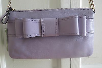 AU141.42 • Buy Cute Kate Spade Celina Villabella Avenue Purple Leather Crossbody – NWT - $298