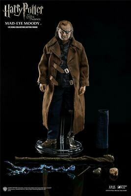 $199 • Buy Star Ace Toys Mad Eye Moody Harry Potter 1/6th Scale Action Figure *new*