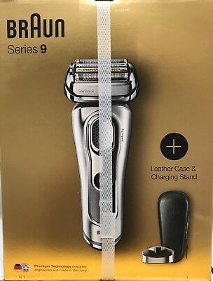 View Details Braun Series 9 - Men's Electric Foil Shaver Wet And Dry Cordless Razor • 179.99£