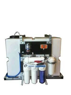 350L FRAMED BUDGET PURE WATER SYSTEM - 300GPD RO/DI KIT - Window Cleaning • 1,200£