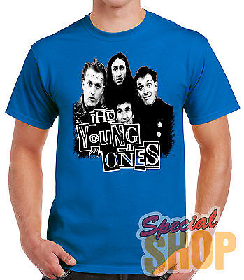 T-Shirt The Young Ones T-Shirt Guy/To / Straps / Boy • 11.15£