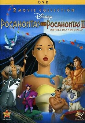 £12.77 • Buy Pocahontas / Pocahontas II: Journey To A New World: 2-Movie Collection [New DVD]