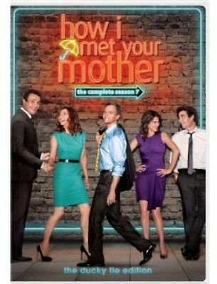 $15.85 • Buy How I Met Your Mother: Season 7 [New DVD] Ac-3/Dolby Digital, Dolby, Subtitled