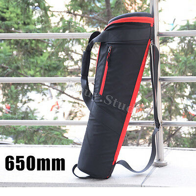 650mm Nylon Padded Camera Tripod Bag Carrying Travel Case For Manfrotto Velbon • 23.89£