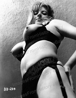 AU20.81 • Buy 8x10 Print Sexy Model Pin Up Busty 1960's Classic Nudes #M50A