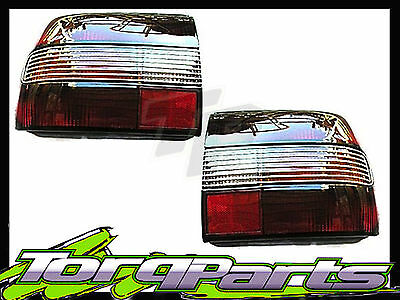 AU98 • Buy Taillights Pair Suit Holden Commodore Vn Calais Tinted Smokey Taillamp Tail