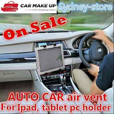 AU9 • Buy Universal Car Air Vent Mount Ipad Holder Stand For Most Tablet PC IPad 12345