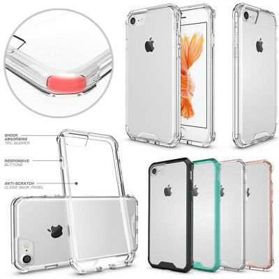 AU6.99 • Buy SlimGrip Shockproof Hybrid Protective Case TPU Bumper For IPhone SE XS XR 8 Plus