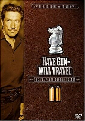$11.59 • Buy Have Gun Will Travel: The Complete Second Season [New DVD] Full Frame