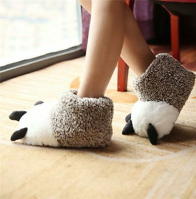 £12.99 • Buy Winter Warm Claw Monster Slippers Funny Funky Gift Idea Warm Exclusive Feet