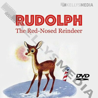 £3.25 • Buy Children's Christmas Classic Cartoon 1948 Rudolph The Red Nosed Reindeer On Dvd