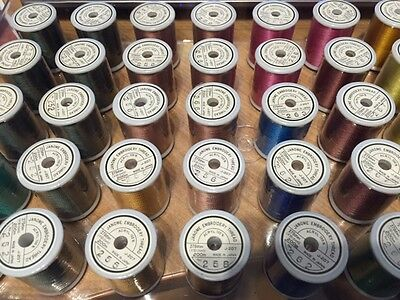 Janome Embroidery Threads ***NEW*** 100% Acrylic 200m • 2.75£