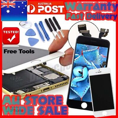 AU21.49 • Buy LCD Display Screen Digitizer Assembly Replacement For IPhone 6s 7 Plus 7 6 5s AU
