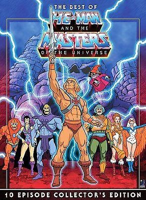 $4.68 • Buy Best Of He-Man & The Masters Of The Universe DVD