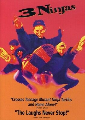 $ CDN10.69 • Buy The 3 Ninjas DVD Charlie Kao(DIR) 1992