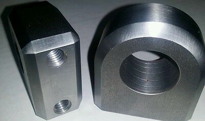 $31 • Buy Heavy Duty Weld/Bolt On D-Ring,Clevis,Shackle,Hydraulic,Offroad,Mount,CNC