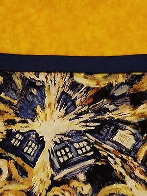 Embroidered Personalized STANDARD Pillowcase  Dr. Who • 11.54£