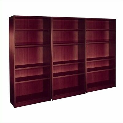 $1159.98 • Buy Offices To Go 4 Shelf Wall Bookcase In American Mahogany