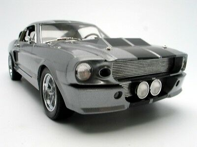 £29.69 • Buy FORD MUSTANG SHELBY GT500 KR ELEANOR Type Diecast Model Cars Gone In 60 Seconds