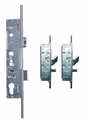 Lockmaster Milamaster 2 Hook 2 Pin Bolt 4 Cam Upvc Door Lock 35mm Backset • 68£