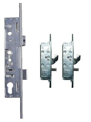 Lockmaster Milamaster Upvc Door Lock 2 Hook 2 Pin 4 Cam 35mm Backset • 67.89£
