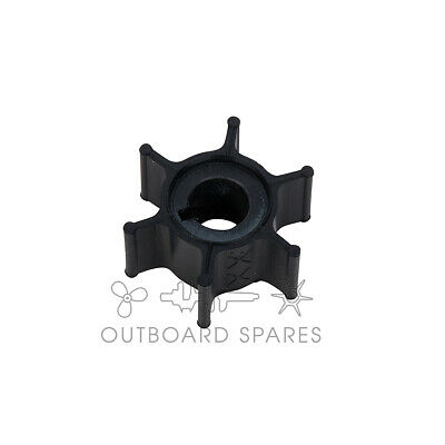 AU27.80 • Buy Yamaha Water Pump Impeller For 6, 8hp 2 Stroke Outboard (Part # 6G1-44352-00)