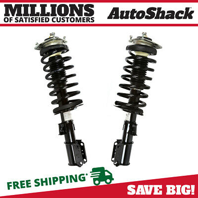 $107.83 • Buy Front Complete Strut Pair For 1998 1999 2000 S70 V70 1993 1997 850 1998-2004 C70