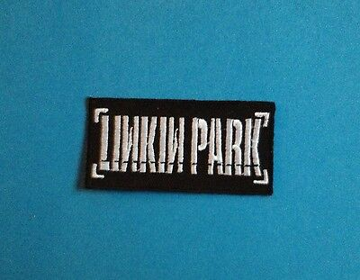 £4.62 • Buy Linkin Park Rock Music Iron On Hat Jacket Backpack Hoodie Patch Crest 631R