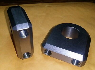 $30 • Buy Heavy Duty Weld / Bolt, D-Ring,Clevis,Shackle,Hydraulic,Offroad,,Mount,CNC,ATV
