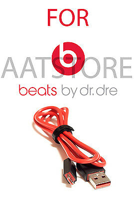£3.58 • Buy Replacement Micro USB Cable Charger For Beats By Dr. Dre Studio 2.0  / Wireless