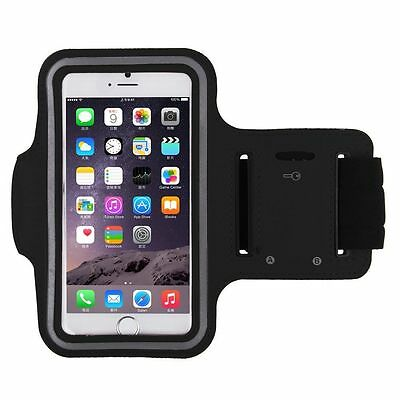 AU8 • Buy Sports Jogging Gym Running Armband Pouch Case Cover For Apple IPhone 6 7 8 X