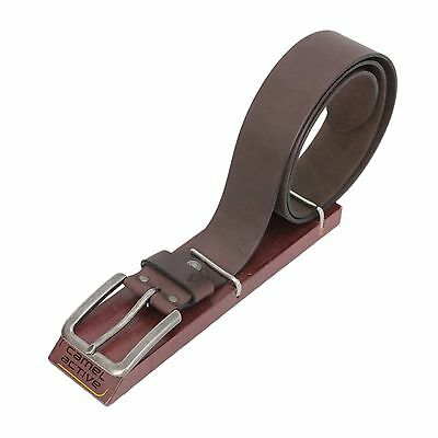 £23.17 • Buy Camel Active Leather Belt Leisure Belt Real Leather Brown 9B68 402680 20